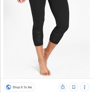 Athleta Pants - Athleta Mantra Capri Pant